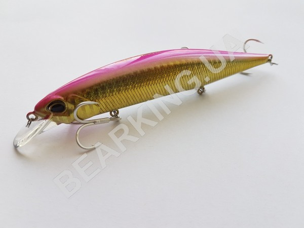 Bearking Realis Jerkbait 120SP цвет I  Golden Sardine 18 грамм
