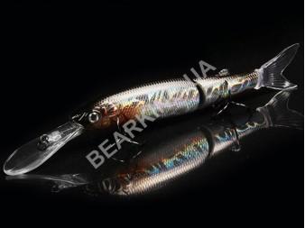 Bearking Magallon Diving 113SS цвет K 16 грамм