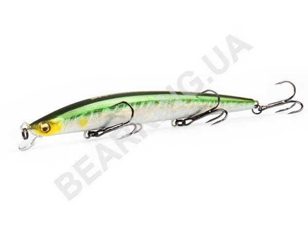 Bearking X-120SF цвет G Green Minnow 12 грамм